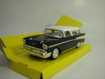 Chevrolet Nomad 1957 Black 1:43 Lucky Die Cast