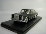 Mercedes-Benz 600 W100 Coupé 1963 Black 1:43 Schuco