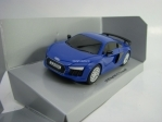 Audi R8 V10 Plus Blue Pull Back Action Carrera 17172