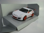 Porsche GT3 RS White Pull Back Action Carrera 17171