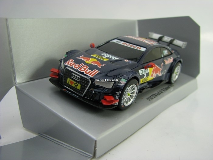 Audi A5 DTM 2012 No.3 M. Ekstrom Pull Back Action Carrera 17167