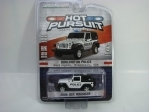 Jeep Wrangler 2009 Burlington Police 1:64 Hot Pursuit série 23 Greenlight