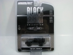 Jeep Wrangler 1989 1:64 Greenlight Black Bandit