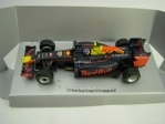 Formule 1 Red Bull Racing Tag Heur RB12 No.33 Vestappen Pull back Carrera 17177