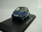 Smart Fortwo Coupé Midnight Blue 1:43 Norev