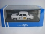 Renault 8 Gordini Coupe White No.27 Atlas Edition