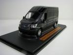 Ford Transit 2017 Extended van High Roof Black 1:43 Greenlight