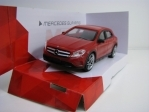 Mercedes-Benz GLA AMG Red 1:43 Mondo Motors Super Fast Road