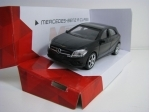 Mercedes-Benz A Class black 1:43 Mondo Motors Fast Road