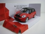 Mini Countryman JCW WRC Red/Black Roof 1:43 Mondo Motors European