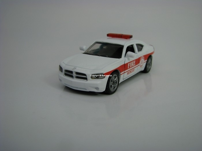 Dodge Charger Fire Rescue model Siku 1468/NT