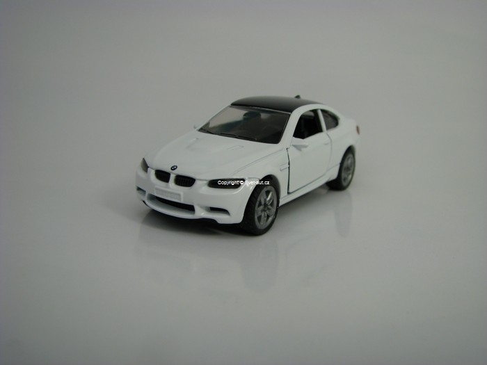 BMW M3 Coupé White model Siku 1450