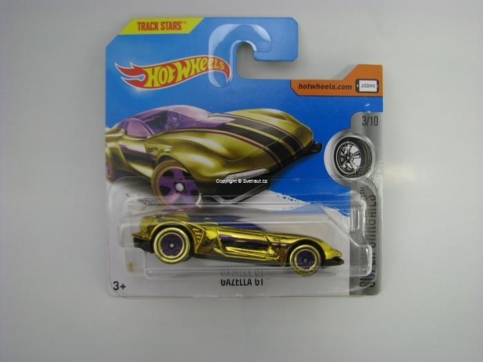 Gazella GT Hot Wheels Super Chromes 3/5