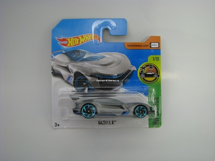 Gazella R Wheels HW Exotics 1/5