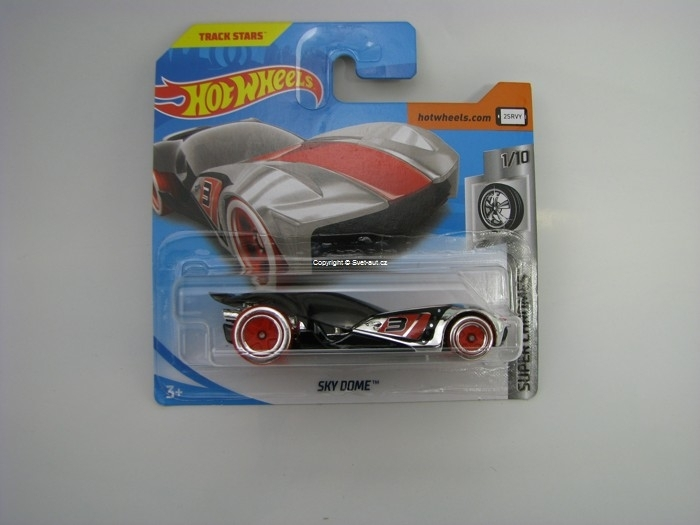 Sky Dome Hot Wheels Super Chromes 1/10