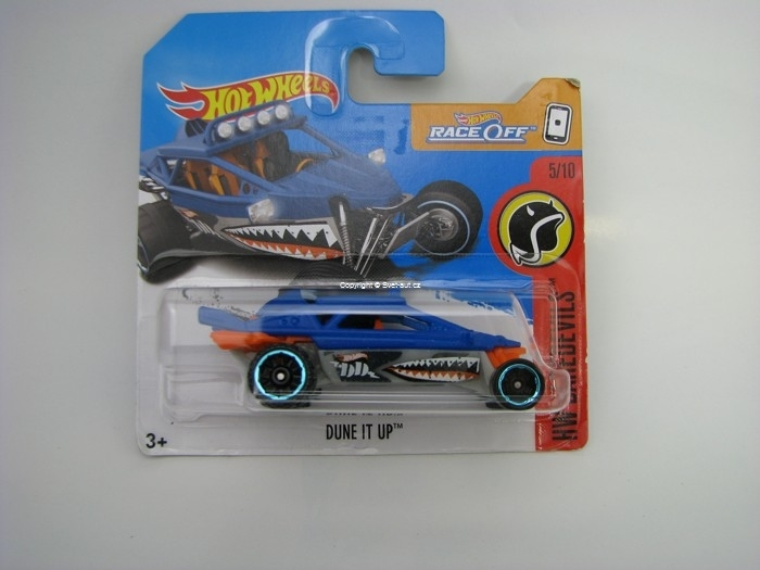 Dune It Up Hot Wheels HW Daredevils 5/10