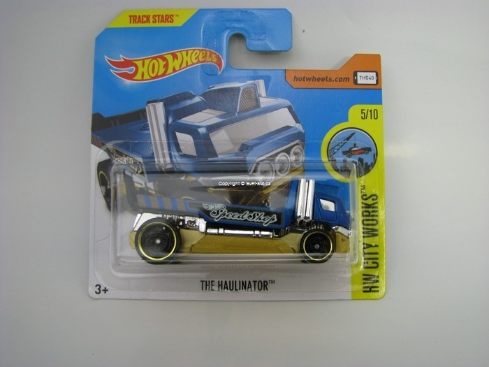The Haulinator Speed Schop Hot Wheels City Works 5/10