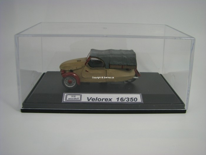 Velorex 16/350 valník 1:43 TP Model