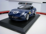 Ferrari California T No.6 Blue 70 th Aniversary Collection Limited Edition 1:18 Bburago