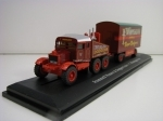 Scammell Pioneer Dodgems Trailer1:76 The Greatest Show On Earth