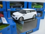 Range Rover Evoque White 1:64 2-Play traffic