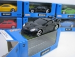 Chevrolet Corvette C6-R Black 1:64 2-Play traffic