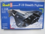 Lockheed F-19 Stealth Fighter stavebnice 1:144 Revell 04051