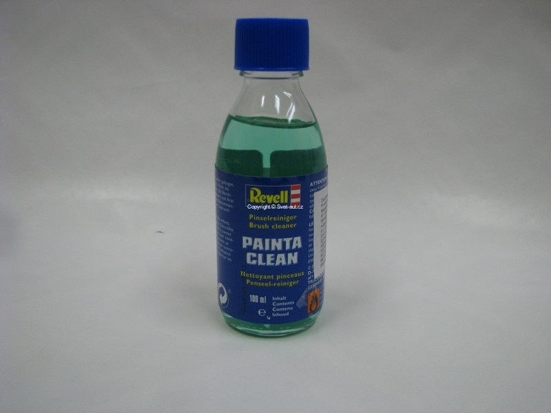Čistič štětců 100 ml Painta clean Revell 39614