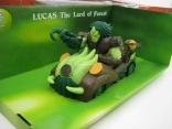 Gormiti Lucas The Lord of Forest 1:24 Mondo Motors