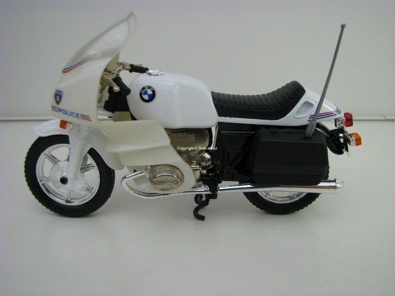 BMW Police Nationale 1:18 Guiloy