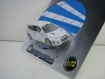 Ford Focus white 1:72 Cararama