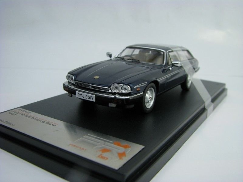 Jaguar XJS Shooting Brake 1983 1:43 PRX IXO PRD558
