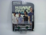 Chevrolet Camaro 2010 Hawaii Five-O 1:64 Hollywood Greenlight série 17