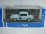 Renault Dauphine Gordini No.65 Rally Monte-Carlo 1958 Atlas Edition