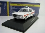 Ford Cortina MK II Hampshire 1:43 Corgi Best Of Britisch Police Cars Atlas Edition