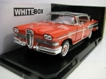 Ford Edsel Citation 1960 Red/Black 1:18 White Box