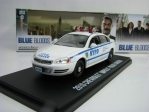 Chevrolet Impala 2010 Police Cruiser Blue Blods 1:43 Greenlight 86509