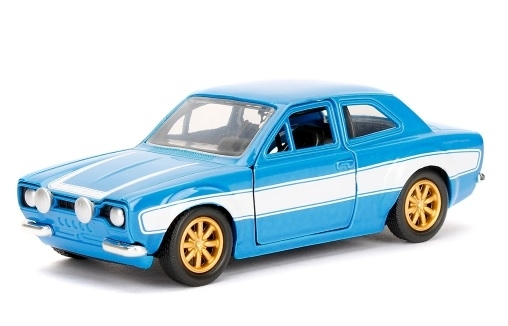 Brian\'s Ford Escort MKI Fast and Furious 6 1:32 Jada Toys