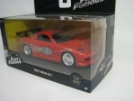 Dom's Mazda RX-7 Fast and Furious 1:32 Jada Toys