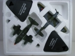 Duo pack Letadla Messerschmitt Me 262 a Hawker Tempest V 1:72 Atlas Edition 004