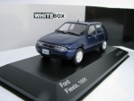 Ford Fiesta 1996 Blue 1:43 White Box WB262