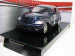 Chrysler PT Cruiser Convertible Styling Study Blue 1:24 Motor Max