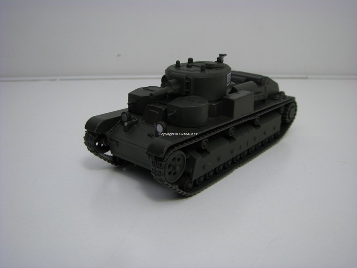Tank T-28 No.3323 SSSR 1:72 Atlas