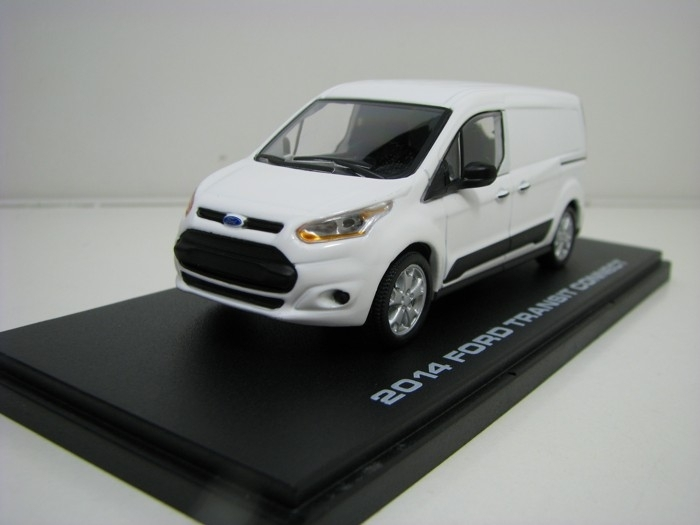 Ford Transit Connect V408 2014 White 1:43 Greenlight