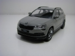 Škoda Karoq Steel Grey 1:43 Ixo models
