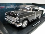 Chevrolet Bel Air 1955 Black Timeless Clasics 1:18 Motor Max