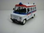 NYSA 522 Ambulance 1:43 Atlas Edition