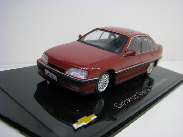 Chevrolet Omega Diamond 1994 Brown 1:43 Ixo Altaya