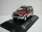 Suzuki Grand Vitara 2001 Red 1:43 Triple 9 Collection