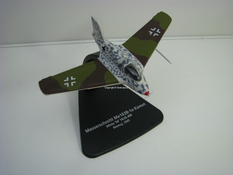 Messerschmitt Me163B-1a Komet 1:72 Oxford
